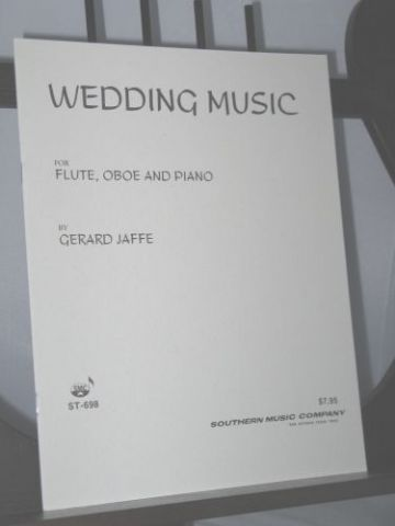 Jaffe G - Wedding Music